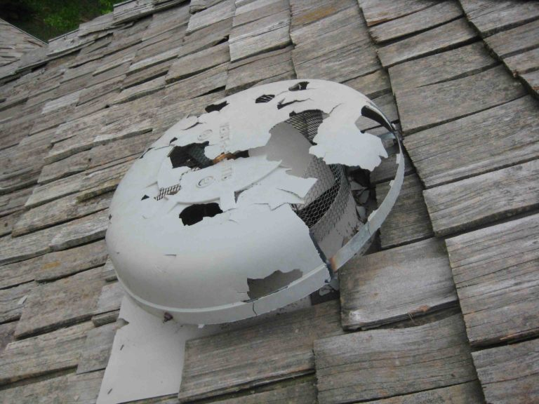 Damage Roof Inspections