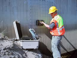 Concrete GPR PT Cable Detection
